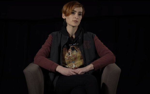 Катерина Павленко з Go_A, скріншот з відео