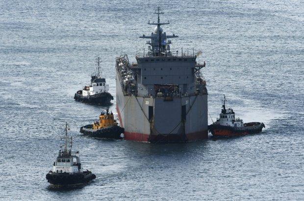 Російських моряків затримали в Африці з тоннами кокаїну