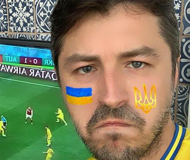Сергей Притула, фото из instagram