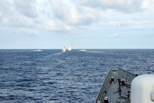 Україна розширить контроль над Чорним морем вдвічі: Порошенко підписав новий закон