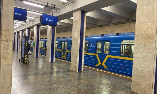 Київське метро, фото: znaj.ua