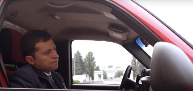 Зеленский остался без колес - шикарный Chevrolet Silverado слуги народа пустят с молотка