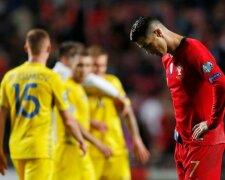 Матч Україна - Португалія відбудеться 14 жовтня в Києві