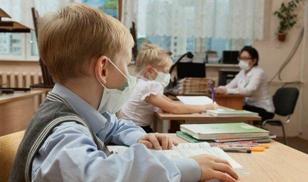 Карантин в школе, скриншот: YouTube