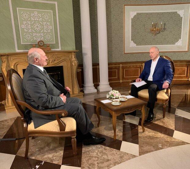 """Лукашенко дал эксклюзивное интервью Гордону: о чем проговорился """"бацька"""" накануне выборов"""