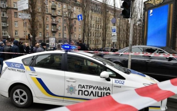 Харьковский террорист показал свой прибор на камеру