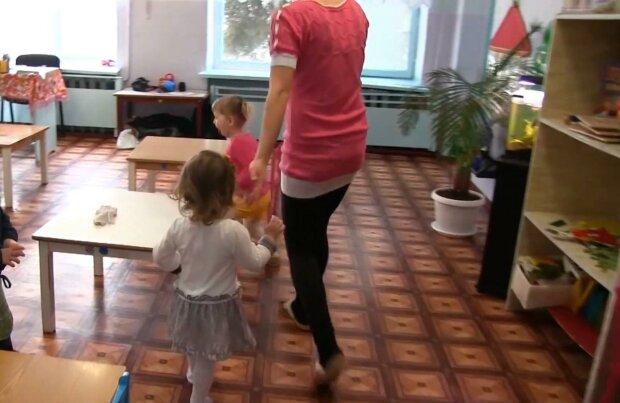 Дитячий садок / скріншот з відео