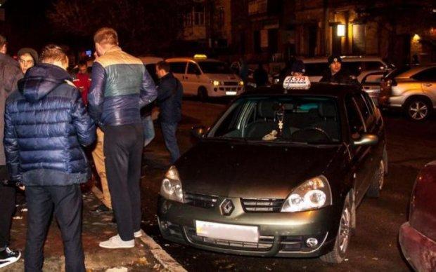 Грабіжники жорстоко побили українського продюсера: перші кадри і подробиці