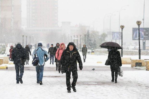 Погода на 13 января: метели накроют Украину, праздник под угрозой