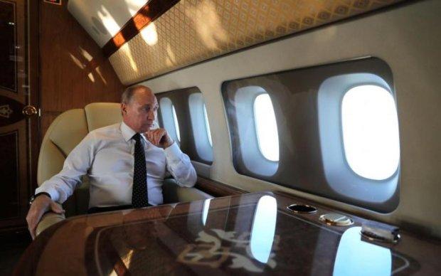 Довелося пригинатися: у мережу злили оригінал скандального знімка Путіна