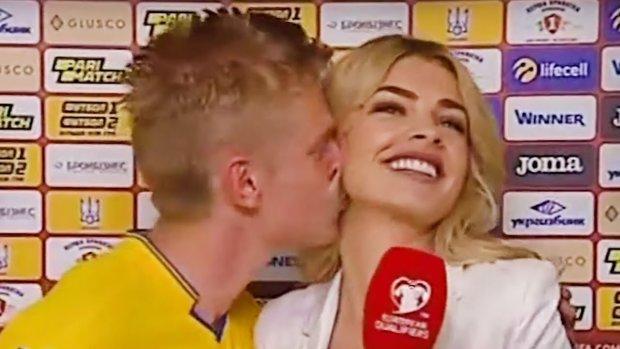 Будет свадьба? Скандальная журналистка разоткровенничалась после поцелуя с Зинченко в прямом эфире