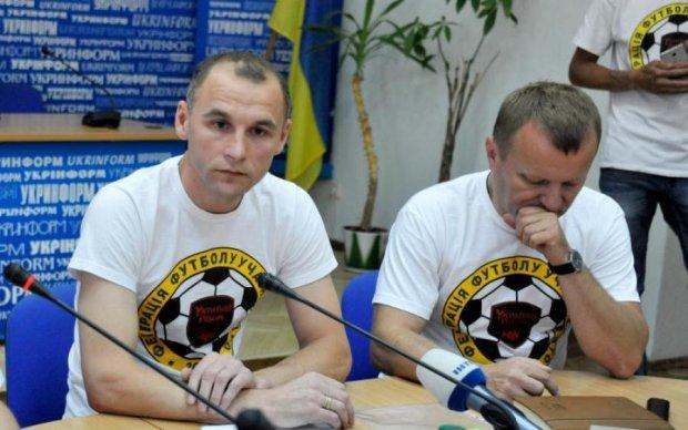 """Організатор """"атошних"""" футбольних акцій Руденко виявився лже-волонтером, - ЗМІ"""