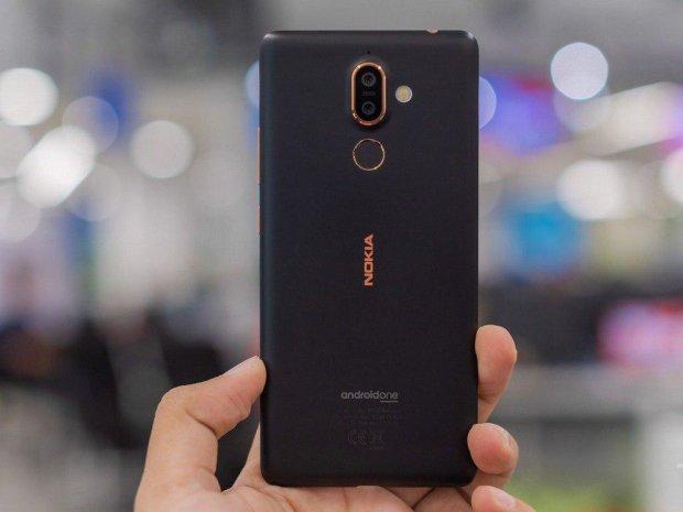 Nokia 7.1 Plus: в сети показали гиганта среди смартфонов
