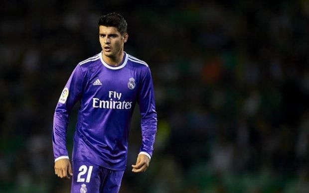 Стала відома сума, за яку Реал згоден продати свого зіркового форварда
