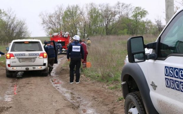 Стало известно, почему россияне подорвали авто ОБСЕ