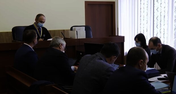 Суд в Переяславе, скриншот