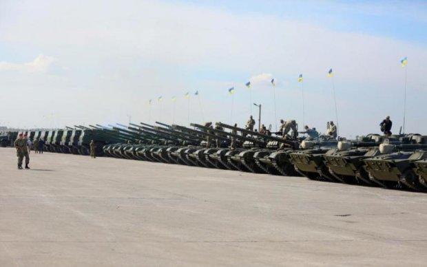 Гибридная война: украинские воины получат современное вооружение