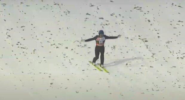 Украина гордится! Прикарпатец установил новый рекорд на чемпионате мира по прыжкам с трамплина