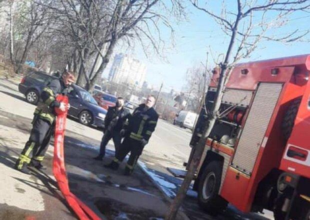 Пожежники, фото ілюстративне: Facebook ДСНС України