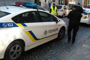 Поліція, фото - Львів