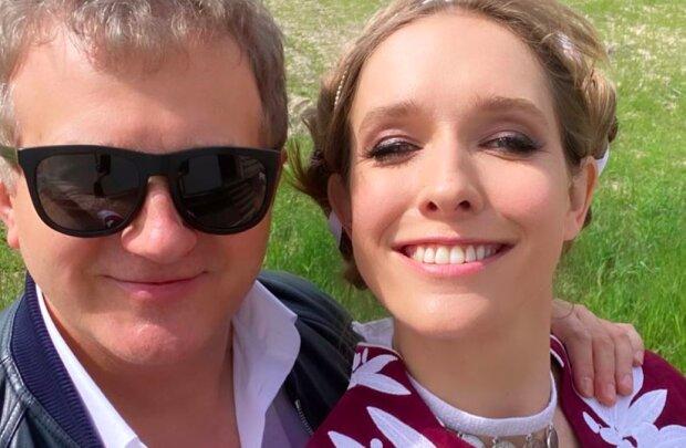 Катя Осадчая и Юрий Горбунов, instagram.com/kosadcha/
