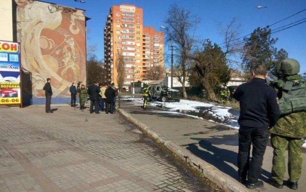 В Одессе задержали подозреваемую в резонансном теракте
