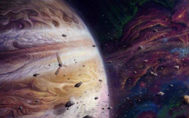 Планета-гігант показала дослідникам NASA дещо новеньке