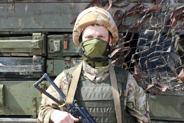 Військовий Ярослав, фото: ООС Facebook