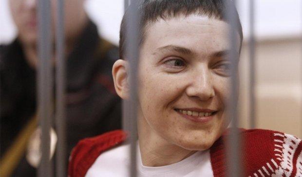 Савченко подякувала за найкращий день народження