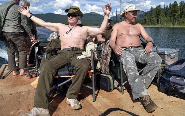 Щука перетворилася на котлети: подвиги Путіна розвеселили мережу