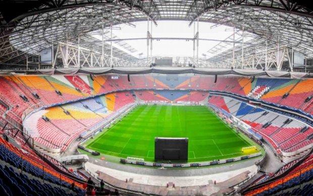 Аякс перейменує домашній стадіон на честь легендарного нідерландця