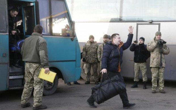 Обмен пленными: боевикам отдали жестокого убийцу
