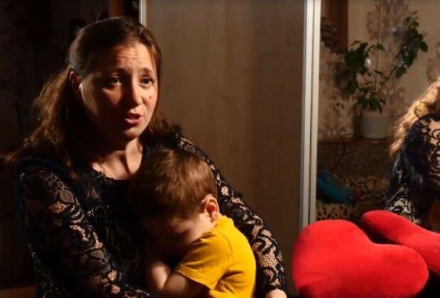 Любов  Суслопарова, скріншот із відео
