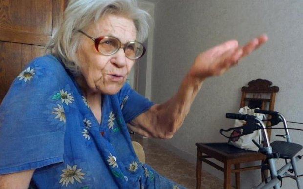 Украинская бабушка-долгожительница претендует на рекорд