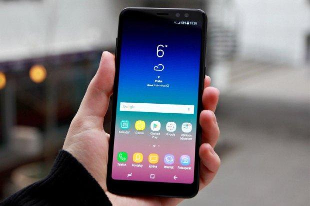 Samsung готує до виходу два нових смартфона