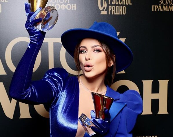 Ані Лорак, фото Іnstagram