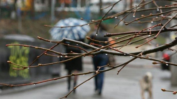 Погода на завтра заставит украинцев кутаться в теплые одеяла