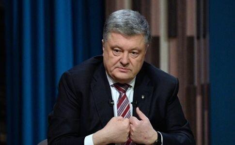 Петр Порошенко, фото пресс-службы