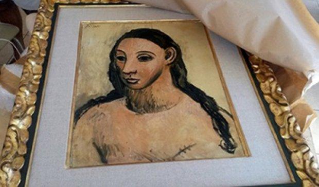 В Испанию вернули картину Пикассо стоимостью $27 млн