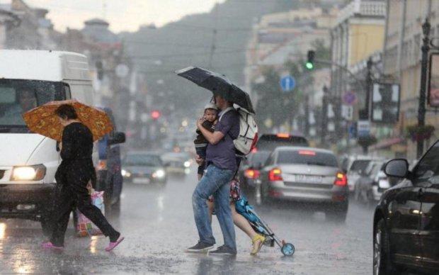 Погода на тиждень: українців знатно прополоще