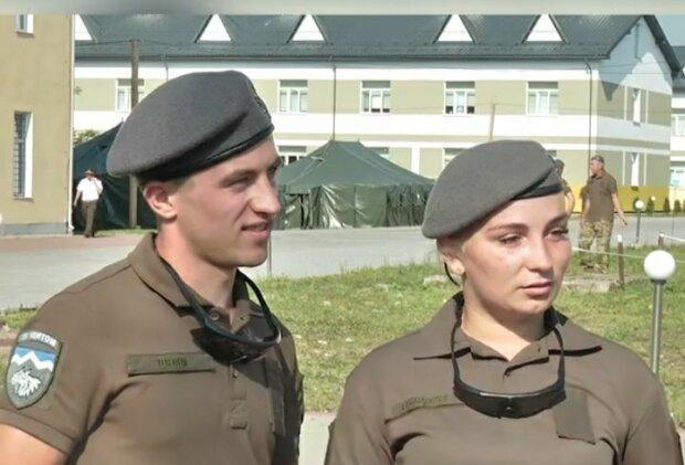 """Пара українських військових зіграла весілля під """"Градами"""", кохання перемогло війну: """"Назавжди разом"""""""