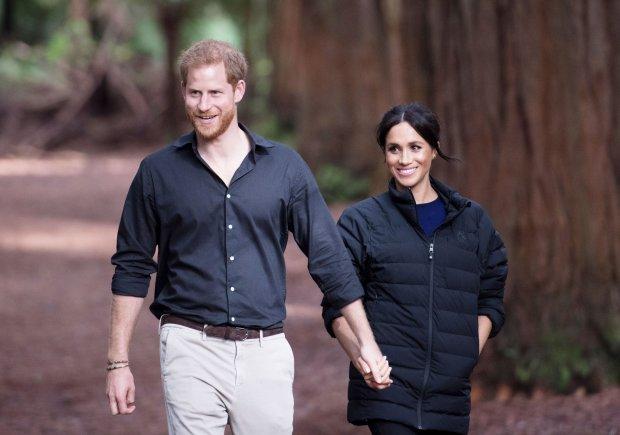 Меган Маркл и принц Гарри выбирают имя первенцу: камень в огород Миддлтон