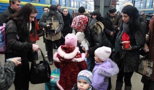 В Харькове переселенцам помогают создать собственный бизнес