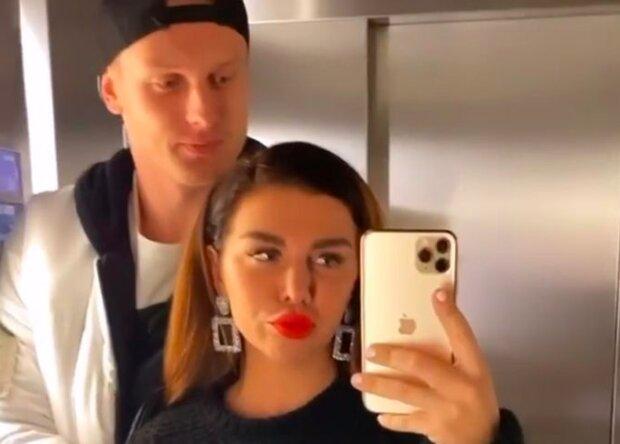"""""""Які солодкі"""": Сєдокова з молодим бойфрендом зачарували новорічними канікулами"""