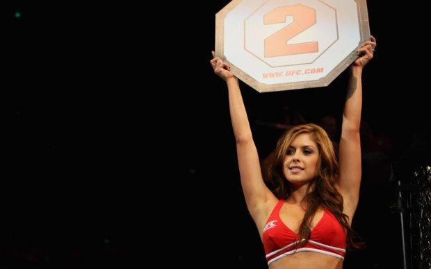 Ринг-гьорл UFC продемонструвала різнобічність своїх талантів
