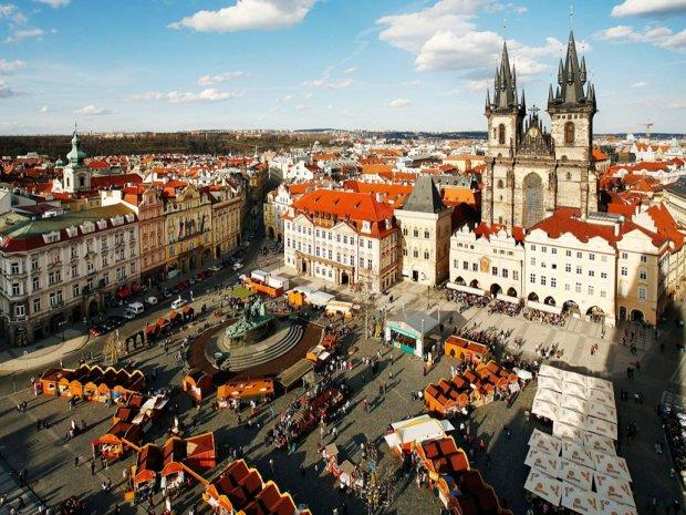 Подивитися Прагу за один день: детальний пішохідний маршрут