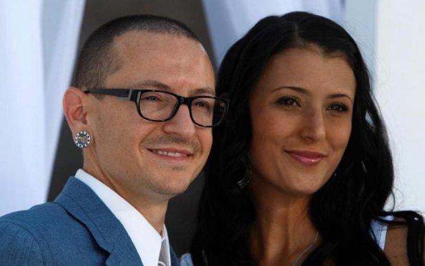 Вдова фронтмена Linkin Park нарушила молчание