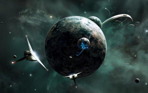 Наукова теорія раптово довела існування прибульців