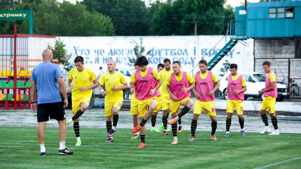 Сельская команда пробилась в финал Кубка Украины: впервые в истории