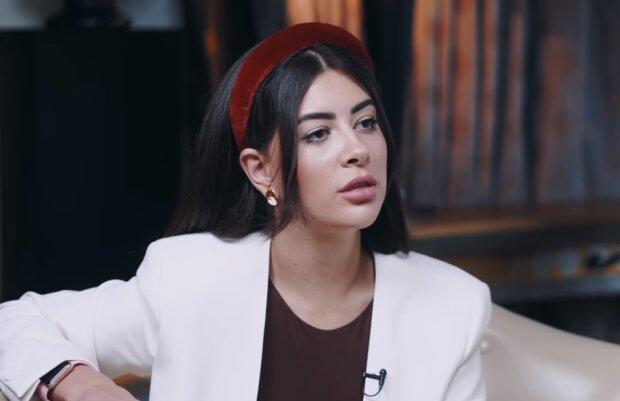 Раміна Есхакзай, скрін з відео